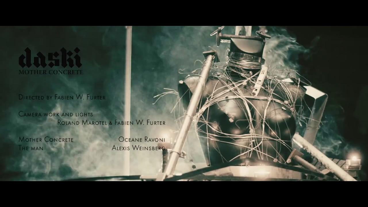 Daski - Mother Concrete (Music Video)