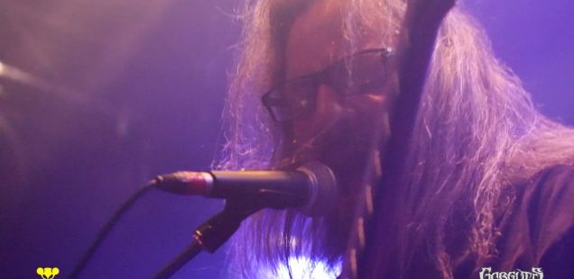 Gorguts live at Nantes (Ferrailleur)