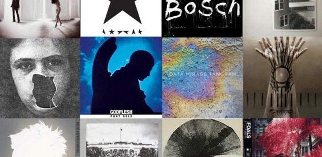 Top Albums 2010-2019