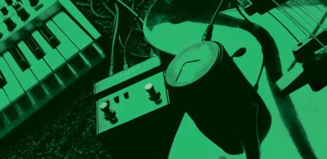 """""""Locked 1"""" / Installation sonore / Confinement"""